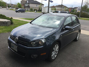 2013 Volkswagen Golf Hatchback Wolfsberg edition