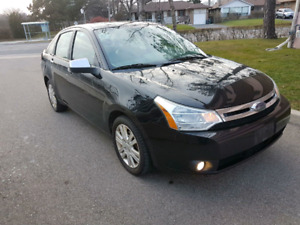 2010 Ford Focus Fully Loaded