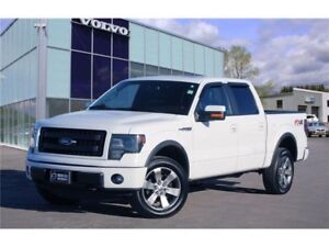 2013 Ford F-150 FX4 | CREW | 5.0L | HEATED/COOLED LEATHER