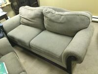 2 pieces couch set