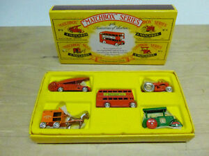 Matchbox Series Die Cast - 40th Anniversary Collection