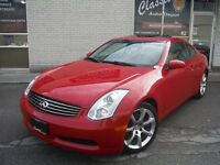 ☆2006 INFINITI G35 COUPE☆**CERTIFIED** MUST SEE**AUTO**