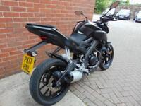 2017 (17) YAMAHA MT-125CC - LEARNER LEGAL