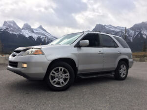 2006 Acura MDX TOURING AWD | NAV | LOW KMS | LEATHER | DVD