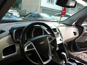 2011 Chevy equinox LT 1 package, 4 cylinder.