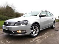 Volkswagen Passat 1.6TDI S BlueMotion Tech 2013 Silver Diesel Manual Estate