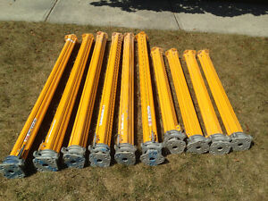 Multiprop Aluminium Prop Peri Post Shoring Jacks