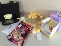 Medela nursing set