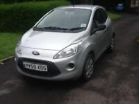 Ford Ka 1.2 2009MY Studio 40000 NEW MOT