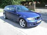 BMW 116 1.6 M SPORT STUNNING EXAMPLE READY TO DRIVE AWAY