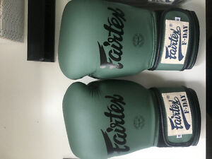 Brand New Limited Edition BGV11 Fairtrex Boxing Gloves