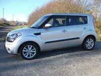 2011 KIA SOUL 1.6 2 CRDI 5D AUTO 126 BHP ** PART EXCHANGE WELCOME ** DI