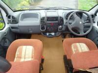 Autocruise Starspirit Coachbuilt Motorhome - 2 Berth - 2 Seatbelt - Rear Lounge