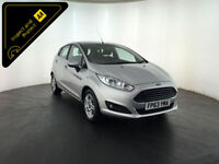 2013 63 FORD FIESTA ZETEC TDCI 1 OWNER FORD SERVICE HISTORY FINANCE PX WELCOME