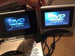 Travel DVD player