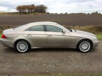 Mercedes CLS350 7G. Years Mot. FSH. Private Plate.