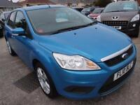 2010 51 FORD FOCUS 1.6 STYLE 5D 100 BHP