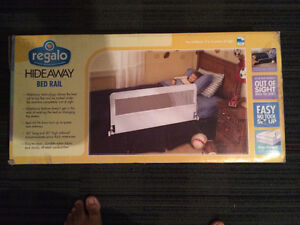 2 Brand New Bed gates for toddlers in a box Edmonton Edmonton Area image 2