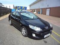 PEUGEOT 407 1.6 HDI Estate. * £15 Per Week..£O Deposit * 2007 Diesel Manual