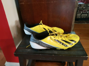 Adidas soccor cleats  for sale
