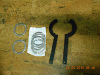 QA-1 wrenches and bearing kit