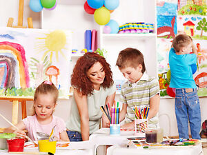Best Childcare Center, Garderie Daycare Service For Kids Baby