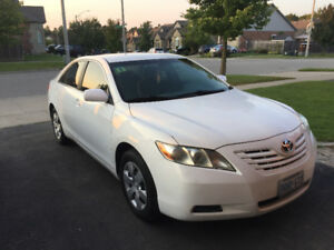 2008 Toyota Camry, Auto, 132kms ,$6650 Safety & Etest