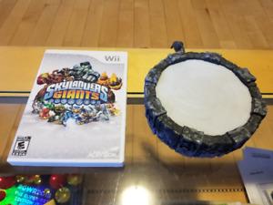 Skylanders Giants Package for Wii - Game, Portal & Figures