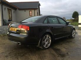 Audi A4 Special edition S Line