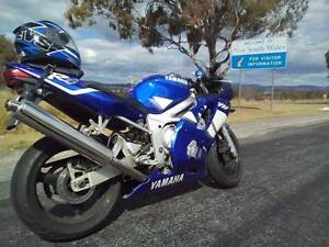 Yamaha R6 Immaculate . Brisbane City Brisbane North West Preview