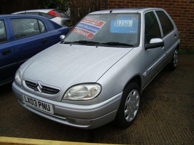 2003 citroen saxo 1 5d desire in meopham kent gumtree. Black Bedroom Furniture Sets. Home Design Ideas