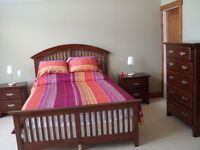 SEASIDE QUALICUM BOWSER 4 QUEEN BEDS AUG STILL AVAILABLE