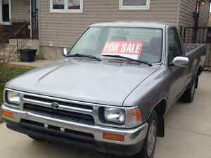 1993 Toyota 1/4 Ton Truck TAKING OFFERS