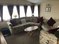 LUXURY STATIC CARAVAN FOR SALE ON LYONS ROBIN HOOD HOLIDAY PARK NORTH WALES