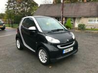2010 smart fortwo coupe Passion 2dr Auto [84] COUPE Petrol Automatic
