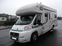 AUTOTRAIL APACHE 700 SE, 6 BERTH, U SHAPED LOUNGE, HABITIATION AIR CON,