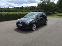 Ford Fiesta 2.0 st 2007 black