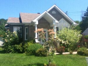 Chambre à louer près du Cegep,24 juin et Ude Sherbrooke.