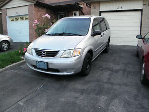 2000 Mazda Other DX Minivan, Van