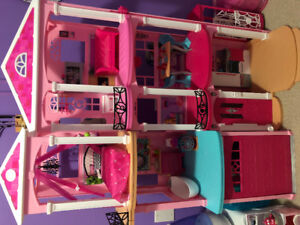 Barbie Dreamhouse - For sale