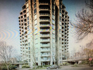 TWO BEDROOM TWO BATHROOM CONDO NEW WESTMINSTER