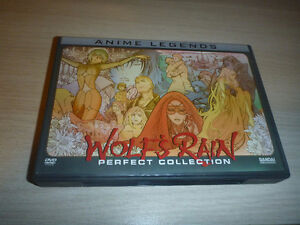 Scrapped Princess and Wolf's Rain complete series