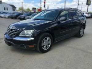 2006 CHRYSLER PACIFICA TOURING * AWD * LEATHER * SUNROOF London Ontario image 2