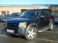 2005 55 LAND ROVER DISCOVERY 2.7 3 TDV6 HSE 5D AUTO 188 BHP DIESEL