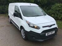 2017 FORD TRANSIT CONNECT 1.5TDCi 100PS EURO6 L2 230 DOUBLE CAB, CREW VAN, 30K.