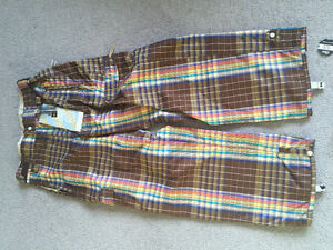 woman's special Blend snow pants brand new with tags size Medium