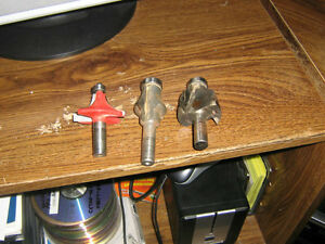 Router Bits For Railing Production