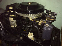 Evinrude 6.5 HP 2 stroke commercial motor