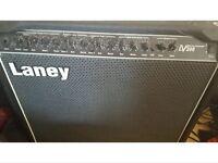 Laney LV200 tube amp 65watts