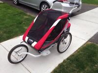 Bike trailer by chariot